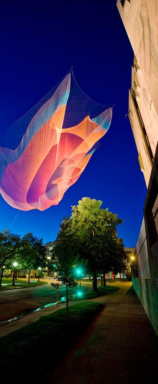 Esculturas en el aire | arte