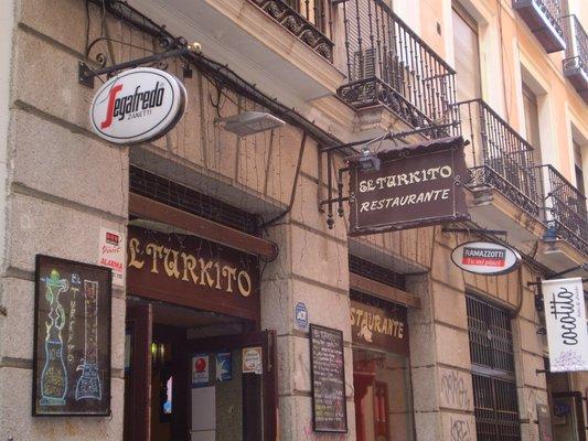 El Turkito | dónde comer