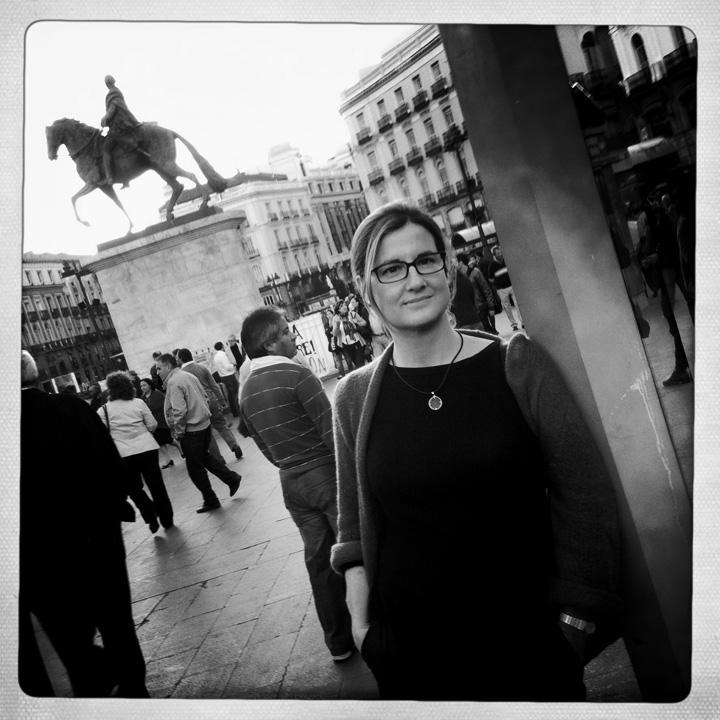 """Carmela Ríos: """"Ni el periodismo ha muerto ni va a desaparecer"""""""