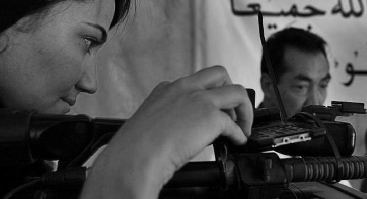 """Mayte Carrasco: """"En Homs me impresionaba ver los rostros porque se parecían a mí"""""""