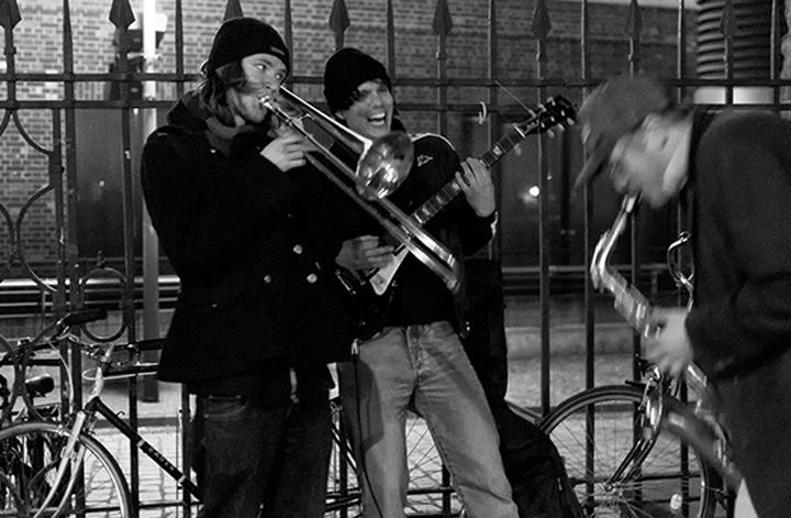 Street Music Reportage | musica