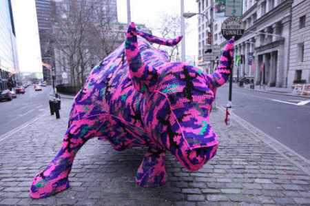 Street Marketing camuflado en Arte Urbano