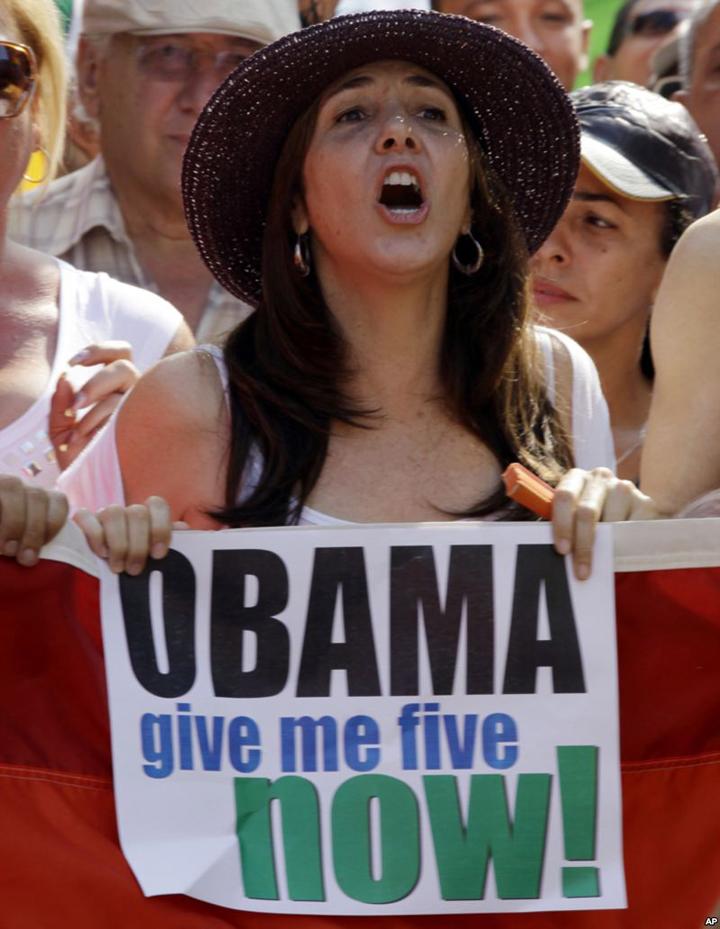 El poder del sexo reencuentra a norteamericanos y cubanos