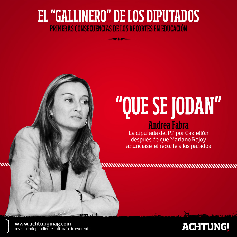 después de que Mariano Rajoy anunciase en la Cámara Baja las modificaciones en el cobro de la prestación