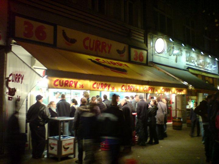 Currywurst | dónde comer
