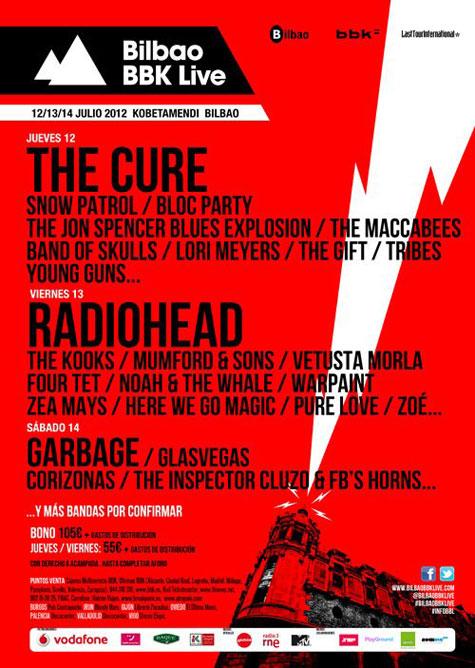 Bilbao BBK Live | festivales