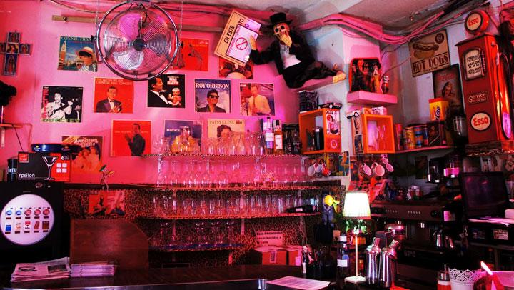 In Dreams Café   dónde comer