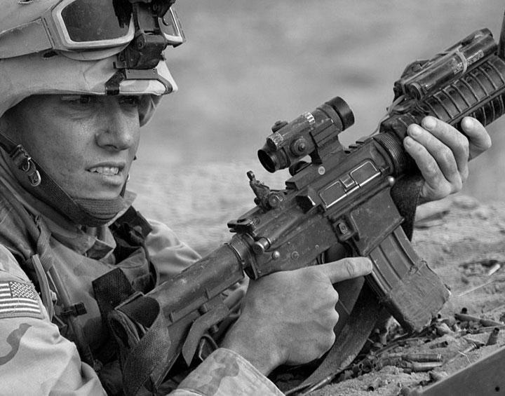 El ejército de Estados Unidos apuesta por el armamento láser