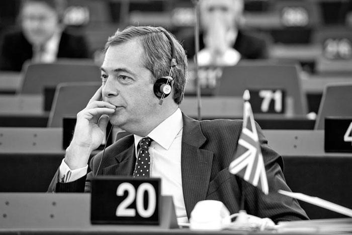 """Nigel Farage: """"Los partidos patrióticos podrán cumplir sus promesas porque rechazan la autoridad de la Unión Europea"""""""