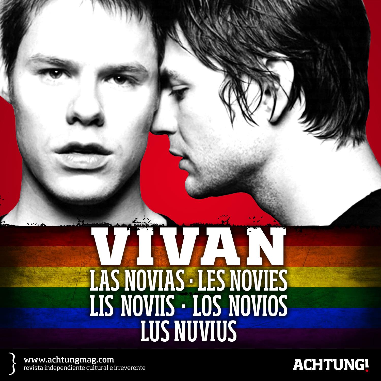 Matrimonio homosexual por fin avalado por el Constitucional