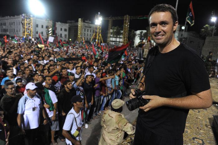"""Mikel Ayestarán: """"En Siria el único diálogo que entienden las dos partes es el de la violencia y no le veo final a corto plazo"""""""