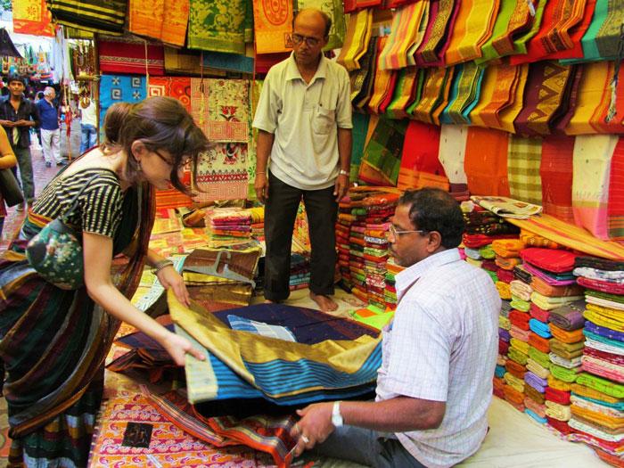 Leyre Villate, una española en Calcuta: Te acostumbras a vivir con menos comodidades