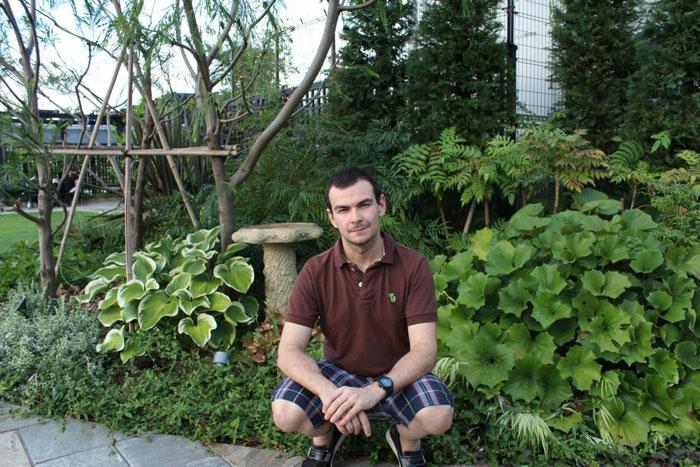 """David Lozano, un español en Tokio: """"Para los japoneses el trabajo es lo más importante, mucho más incluso que la familia"""""""