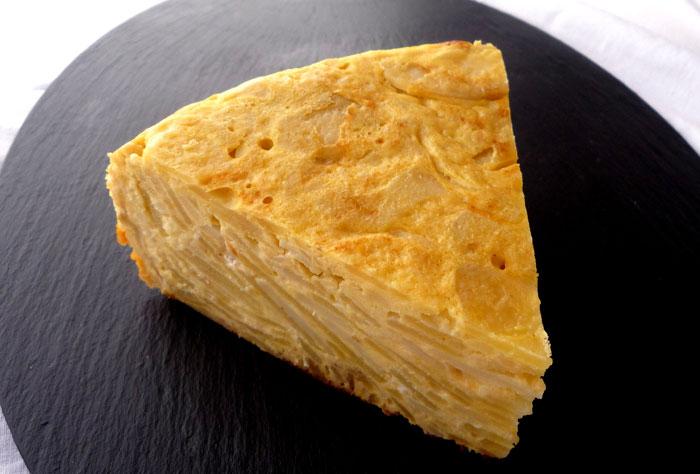 Cinco razones por las que amamos la tortilla