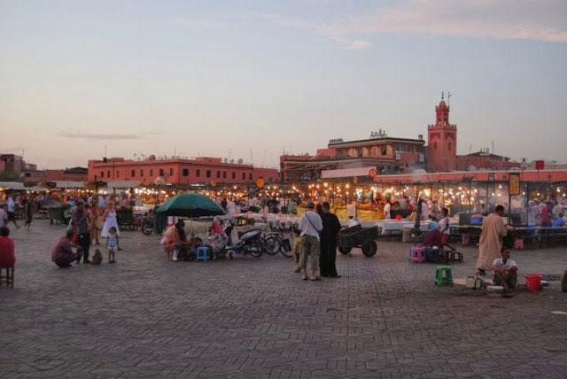 Marrakech, lo más sobrevalorado de Marruecos