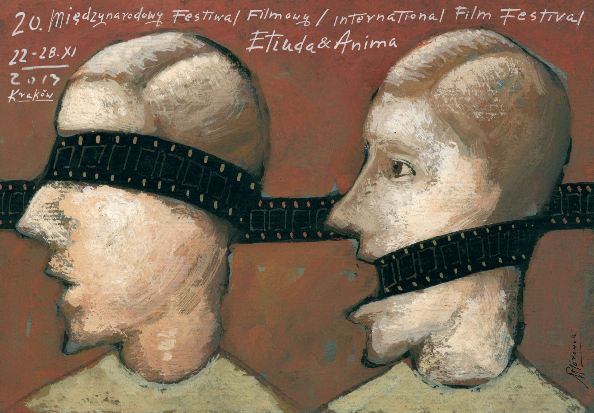El imperdible espíritu por la animación en Polonia