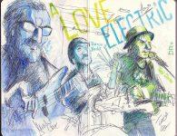 Glazz y A Love Electric, duelo de talentos y fusión jazz. Segunda parte: A Love Electric