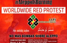 Alepo Arde