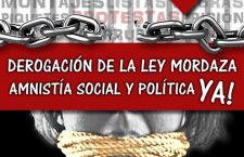 En defensa de la Democracia y la Libertad de Expresión, el #7M volvemos a las calles!