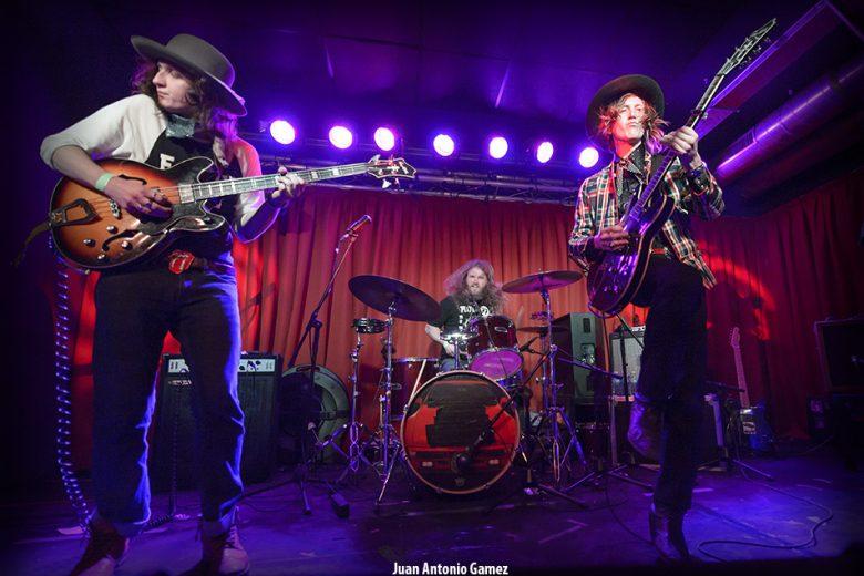 El country blues radical de Blackfoot Gypsies