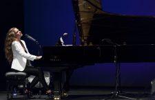 María Toledo, la cantaora y pianista presenta 'Magnética' en el Teatro Álcazar de Madrid