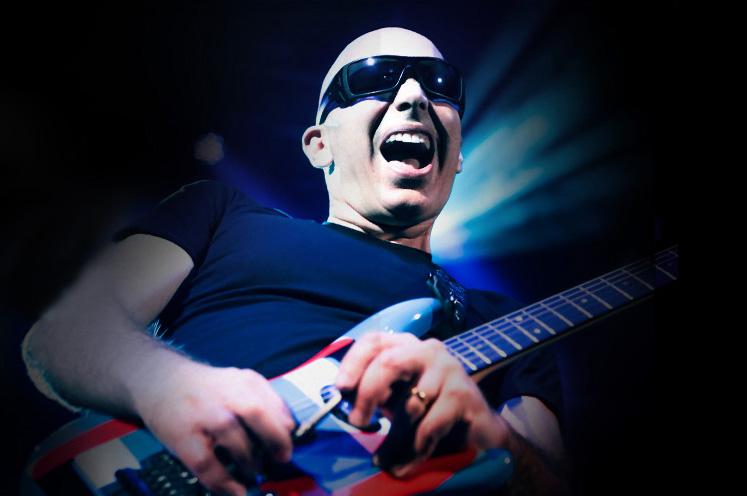 Joe Satriani en el infierno de la Sala Custom