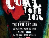 Gira The Cure 2016: Madrid, Bilbao y Barcelona próximas paradas