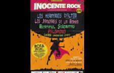INOCENTE ROCK Festival #10 Miércoles 28 de diciembre en Rota – Cádiz