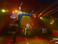 THE FLESHTONES 40 años de garage y rock gamberro. The band drinks for free