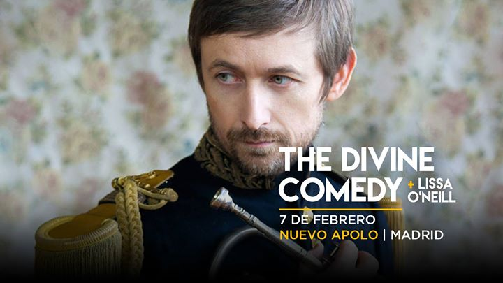 The Divine Comedy regresa de gira presentando Foreverland