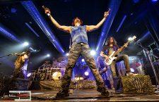 Sonata Arctica y The Ninth Hour Tour en la Sala Custom