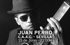 Juan Perro presenta El Viaje en el CAAC