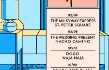 POP CAAC en agosto: The Wedding Present, Guadalupe Plata, The Milkyway Express y  Little Cobras