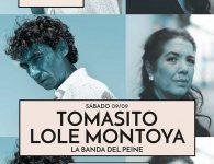 Lole Montoya y Tomasito en el Centro Andaluz de Arte Contemporáneo