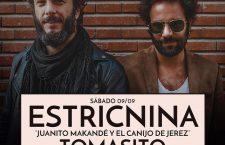 Flamenco para todos los gustos con Estricnina, Lole Montoya, Tomasito y La Banda del Peine