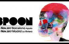 Spoon actuarán este mes de Noviembre en Barcelona y Madrid