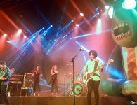Pink Tones en Madrid: El guitarrista a las puertas del alba