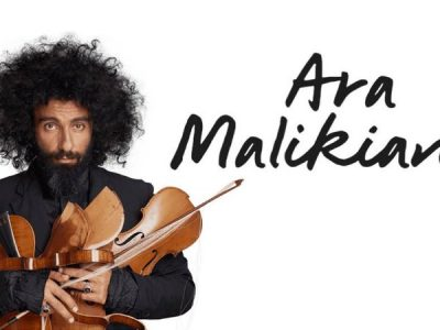 Ara Malikian, agenda de conciertos 2017/2018: un recorrido tocando el violín por todo el mundo