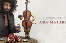 El violinista Ara Malikian termina el 2017 con cinco conciertos en España