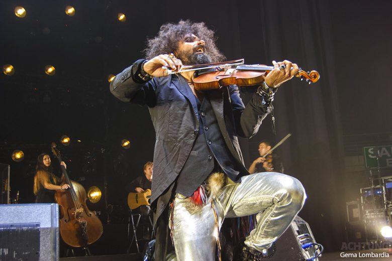 Ara Malikian en Madrid: mucho más que las aventuras de un violín