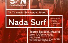 Una Noche con Nada Surf