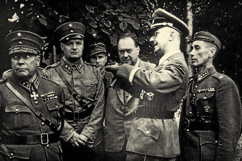 Las confesiones de Himmler o los verdugos en bata y zapatillas