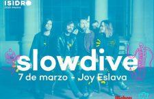 Slowdive inaugurarán el SOUND ISIDRO 2018