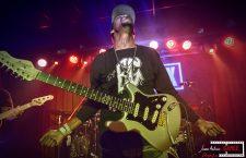 Eric Gales en la Sala X: el blues y el feeling del hombre que pudo reinar
