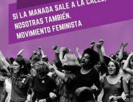 Mapa de movilizaciones en protesta por la libertad bajo fianza de 'La manada'