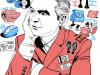 David Byrne y su Utopia Americana recalan en las Noches del Botánico