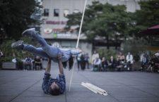 Danza en espacios singulares 25 edición Mes De Danza Festival Internacional de Danza Contemporánea