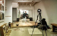 Ana Arenas y Andy G. Vidal, introducción al flamenco contemporáneo en la Galería Alarcón Criado