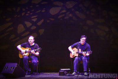Damien Jurado en el Teatro Calderón de Madrid demuestra que menos es más