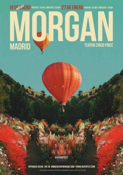 Morgan, doble cita en el madrileño Inverfest